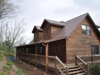 Huge house, great views, upscale furnishings - Blue Ridge vacation rentals