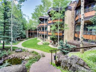Woodsy ski-in/out lodge w/2 shared hot tubs! - Snowmass Village vacation rentals