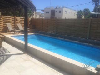 villa 5 p avec piscine à 600 m de la mer - Eilat vacation rentals