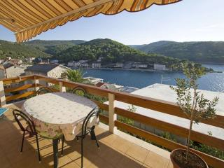 TH00714 Apartments Ankica / A1 Two bedrooms - Povlja vacation rentals