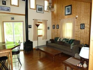 Cozy House with Deck and DVD Player - Stanley vacation rentals
