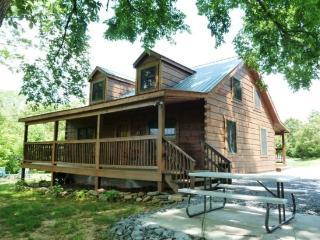 Raz-Berry Hill Cabin (formerly Trackside_Cabin) - Shenandoah vacation rentals