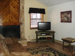 ONLY 2 Blocks to Slopes ... WiFi in condo - Angel Fire vacation rentals