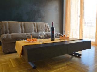 Modern sea and mountain view apartment in Budva - Budva vacation rentals