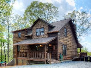 Sarah`s Mountain Hideaway-Beautiful Cabin with Views - Ellijay vacation rentals