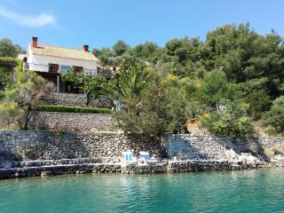"Villa on the sea "" KUNAC"" - Bobovisca na Moru vacation rentals"
