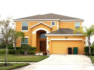 Luxury 5 bed Villa-Pool & Spa - 4 miles to Disney - Kissimmee vacation rentals