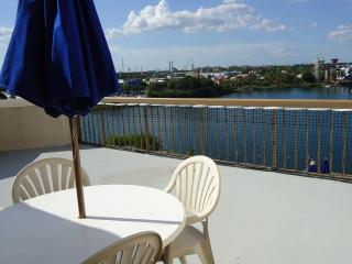 Studio with an amazing terrace - Orlando vacation rentals
