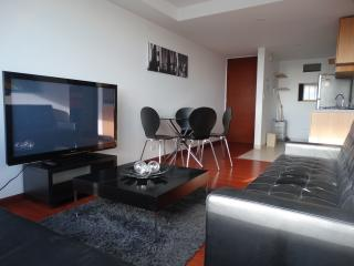 Beautiful 2 room apt. with a view near Usaquen. - Bogota vacation rentals
