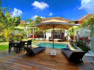 Exotic Tropical Villa 800 m from Beach - Seminyak vacation rentals
