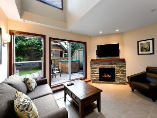 55 Glaciers Reach, this 2br home has a hot tub & pool in Whistler Village - Whistler vacation rentals