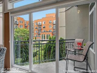1 Bedroom Garden Courtyard View Oasis - Seattle vacation rentals
