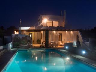 Beach House-Villa 'Blue Island' - Artemida vacation rentals