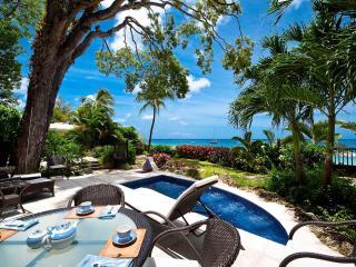 Coral Cove 2 - The Mahogany Tree: Luxury Beachfron - Saint James vacation rentals
