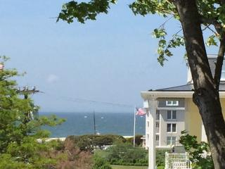 Historic Jackson Street just 1/2 Block to Beach with Roof Deck w/Ocean Views - Cape May vacation rentals
