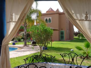 House villa, in exclusive,garden with private pool, without vis-à-vis - Marrakech vacation rentals