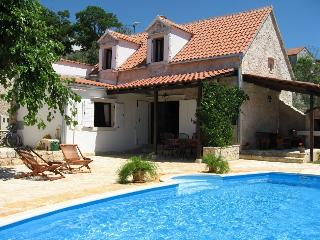 Villa Dolphins with pool and air conditioning - Nerezisca vacation rentals