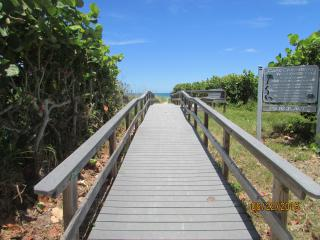 Walk Across the Street to the Beach! - Cape Canaveral vacation rentals