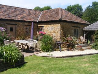 Nice Barn with Internet Access and Hot Tub - Ilminster vacation rentals