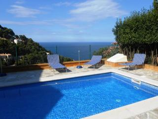 Villa with terrace,mountains B - Begur vacation rentals