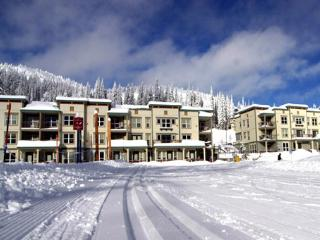 Affordable studio right on the Silver Queen hill - Silver Star Mountain vacation rentals