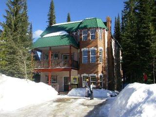 4 bedroom duplex private hot tub Pet Friendly - Silver Star Mountain vacation rentals