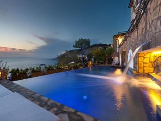Villa Biancalisa seafront on Sorrento Coast - Massa Lubrense vacation rentals