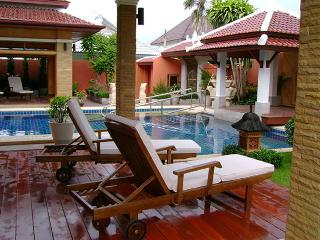 Exclusive 7BR Balinese Style Villa in Pattaya - Chon Buri vacation rentals