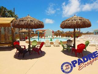 Beautiful New 5 Star Townhouse at the Exclusive Nemo Cay Resort! - Corpus Christi vacation rentals