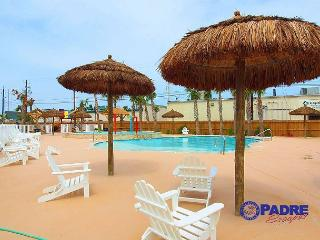 Beautiful Poolside Property at the All-new Nemo Cay Resort! - Corpus Christi vacation rentals