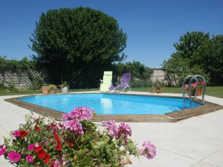 Lavender cottage in the Cognac vineyards - Bassac vacation rentals