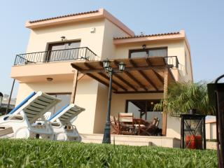 Hermes. A 3 bedroom villa, with sea view - Pissouri vacation rentals