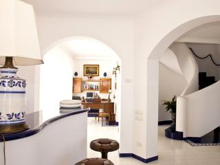 Luxurious 7 bedroom villa by the sea front on the Sorrento Coast - Marina del Cantone vacation rentals