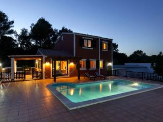 Villa with pool,terrace Sa Roc - Mercadal vacation rentals