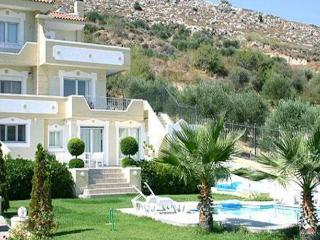 Aris Palace 300m² Villa Prive Pool Family Quiet - Karteros vacation rentals