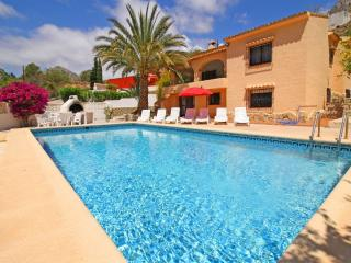 Comfortable 5 bedroom Vacation Rental in Calpe - Calpe vacation rentals
