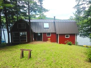 ONLY ONE WEEK LEFT! 6/10 - 6/17 on Beautiful Sunset Lake in Benson VT! - Benson vacation rentals