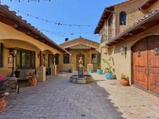 4000+ sqft Tuscan Mediterranean Home-HUGE YARD! - Del Mar vacation rentals
