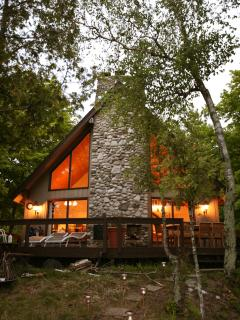 Lake Michigan Beachfront Chalet - Onekama vacation rentals
