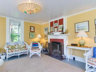 Historic dog-friendly home near beach and golf and on an acre of meadow! - Gearhart vacation rentals