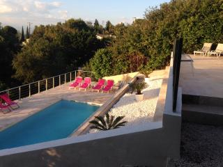 Nice Villa with Internet Access and A/C - Vallauris vacation rentals