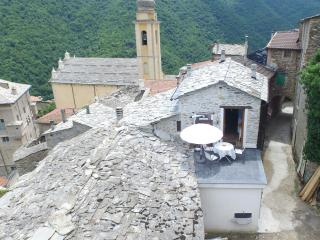 Renovated Traditional Rustico,  Ligurian mountains - Rezzo vacation rentals