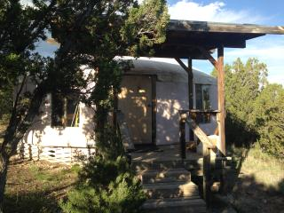 MoonFlower Casitas and Retreat- Yurt - Estancia vacation rentals