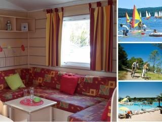 Bel Mobil-home 8 personnes Camping La Réserve **** - Gastes vacation rentals