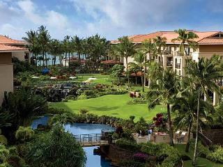 Marriott Waiohai Beach Resort, 2 bdrm, sleeps 8! - Poipu vacation rentals