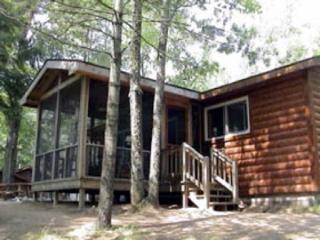 Cozy 2 bedroom Lac du Flambeau House with Internet Access - Lac du Flambeau vacation rentals