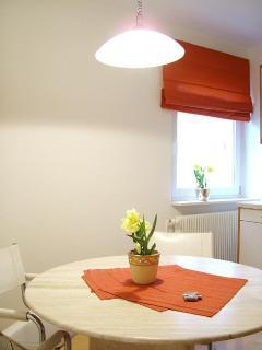 Vacation Apartment in Bad Kissingen - 59901 sqft, central location, fully furnished (# 354) - Bad Kissingen vacation rentals
