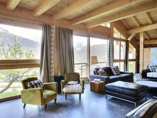 Nice Chalet with Internet Access and Dishwasher - Aime vacation rentals