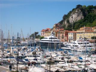 Beau studio au port de Nice ! - Contes vacation rentals
