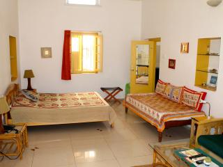 3 Double room with Garden view in Heart of Town - Bangalore vacation rentals